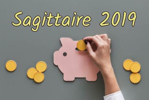 sagittaire 2019 - le travail et l'argent