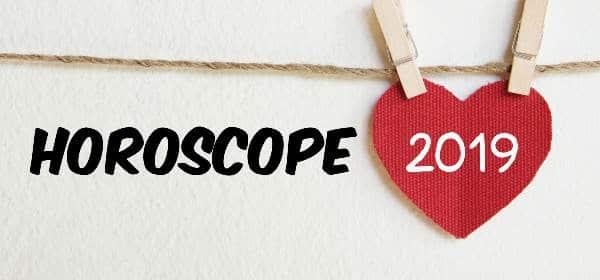 horoscope amour 2019