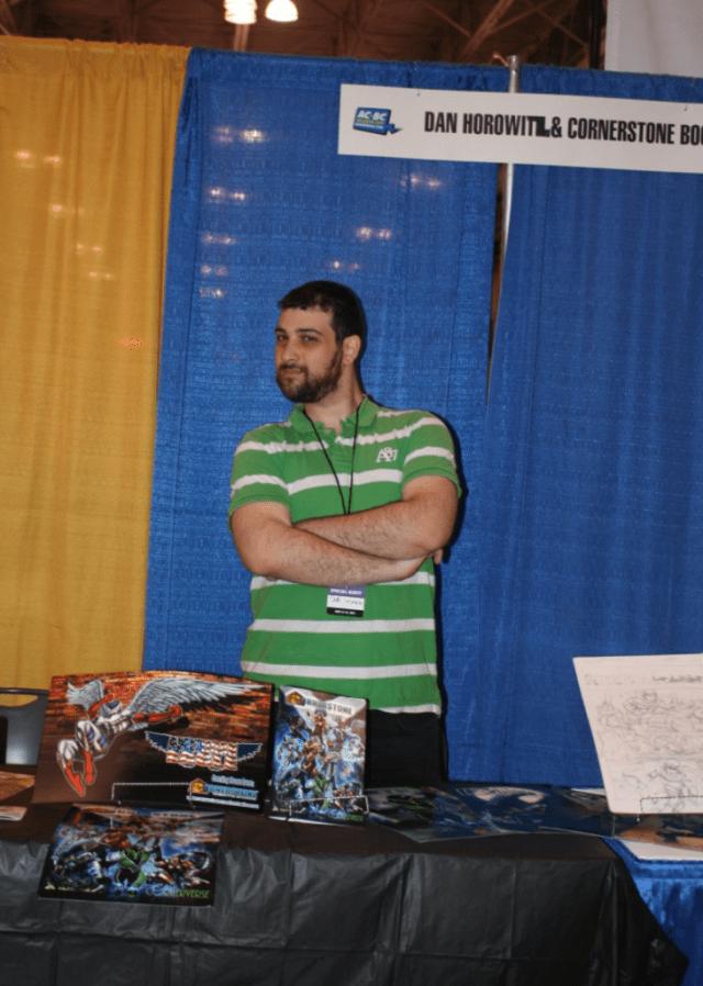 Daniel Horowitz Comics