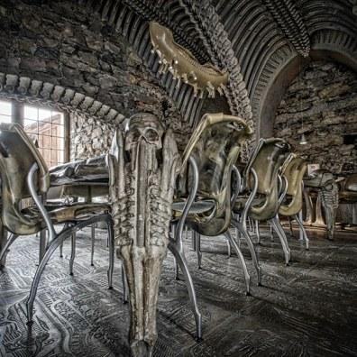 Musée Giger, Suisse