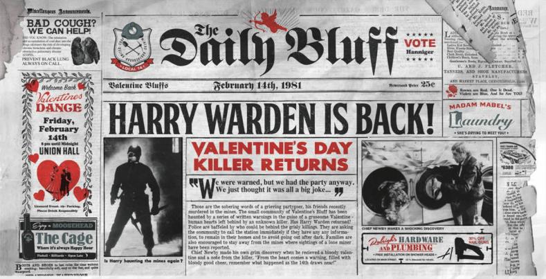 My Bloody Valentine, gatefold trame sonore LP Waxwork Records, 2016.