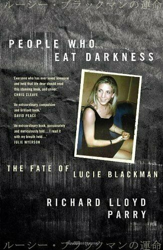 People Who Eat Darkness couverture livre