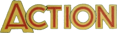 action comics logo