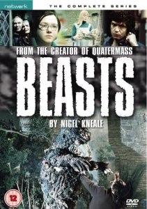 Nigel Kneale Beasts DVD cover