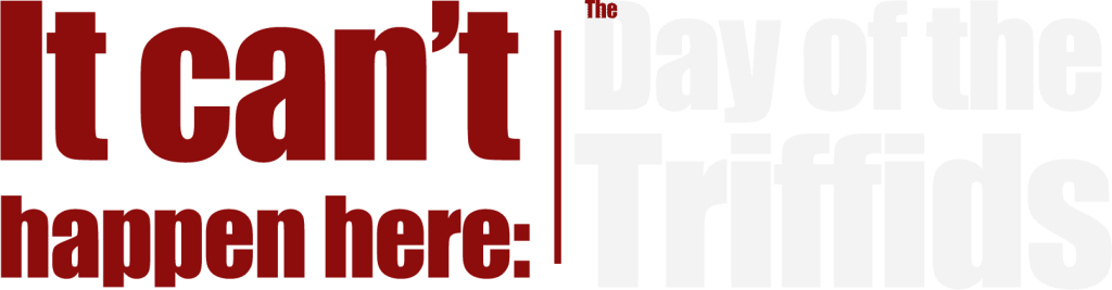 the day of the triffids article logo