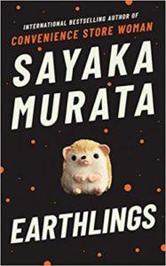 sayaki murata Earthlings book cover