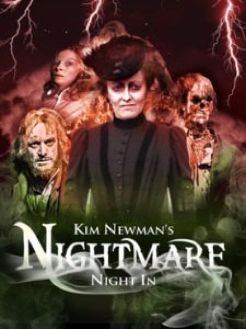 Kim Newman's Nightmare Night In - Artwork
