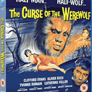 The Curse of the Werewolf Blu Ray