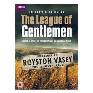 The League of Gentlemen DVD
