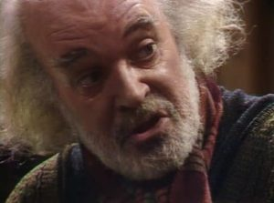 Patrick Magee in What Big Eyes