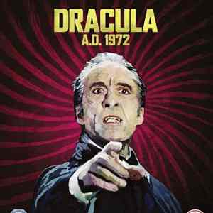 Dracula A.D. 1972 blu ray cover