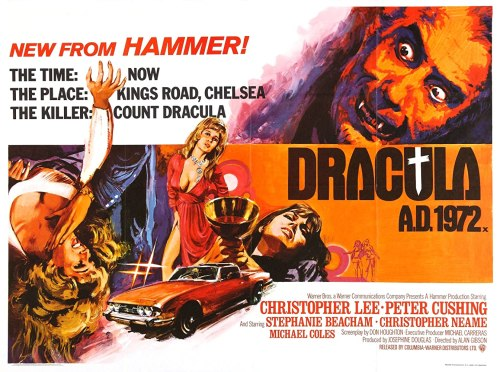 Dracula AD 72 poster art