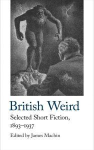 British Weird book cover