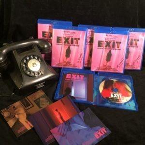 EXIT Blu Ray Set