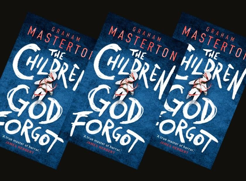 The chlldren god forgot jacket cover