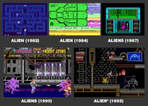 Alien Games History