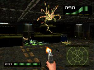 Alien Trilogy Screenshot3