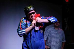 Danger Dave Reubens at Edinburgh Horror Festival by SayRaa Photography