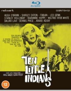 Ten Little Indians 2D blu ray
