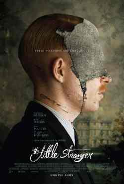 the little stranger poster