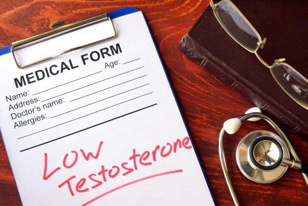 low testosterone
