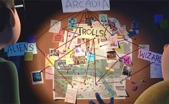 guillermo-del-toro-tales-of-arcadiA-NETFLIX
