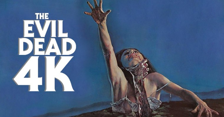"""[Evil-Dead-TT] Available for the First Time on 4K Ultra HD™ Combo Pack Including Dolby Vision™ Street Date: 10/9/18 4K UHD SRP: $22.99 PROGRAM DESCRIPTION Celebrate the original beginning of the cult classic series when The Evil Dead arrives on 4K Ultra HD™ Combo Pack (plus Blu-ray™ and Digital) October 9 from Lionsgate. Written and directed by Sam Raimi, and starring Bruce Campbell in the role that made him a cult icon, this film follows five college friends who accidentally release a legion of demons and spirits. Experience four times the resolution of Full HD with 4K, as well as Dolby Vision™ HDR, to bring to life the stunning cinematography of this supernatural horror film. When compared to a standard picture, Dolby Vision can deliver spectacular colors never before seen on a screen, highlights that are up to 40 times brighter, and blacks that are 10 times darker. Available for the very first time in this absolutely stunning format, The Evil Dead 4K Ultra HD Combo Pack will be available for the suggested retail price of $22.99. OFFICIAL SYNOPSIS More than 35 years ago, a low-budget horror movie roared across movie screens and changed the velocity of fear forever — and made a cult legend out of Bruce Campbell in his iconic role as the lethal, wisecracking Ash Williams. Now, for the first time, you can experience the ferocious ingenuity, relentless shocks, and gore-gushing havoc of the original Sam Raimi masterpiece in 4K! CAST Bruce Campbell Army of Darkness, TV's """"Ash vs Evil Dead,"""" """"Burn Notice"""" Ellen Sandweiss Evil Dead (2013), TV's """"Ash vs Evil Dead"""" Richard DeManincor Crimewave, Morrow Road, Bong Fly and Betsy Baker Sharp Objects, Hand of God, Oz the Great and Powerful SPECIAL FEATURES · Audio Commentary with writer-director Sam Raimi, producer Robert Tapert, and star Bruce Campbell For Artwork: www.lionsgatepublicity.com/home-entertainment/theevildead4k/<http://www.lionsgatepublicity.com/home-entertainment/theevildead4k/> PROGRAM INFORMATION Year of Product"""