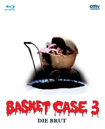 Basket Case 3 - White Edition