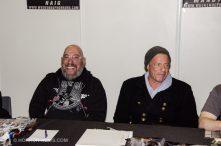 Sid Haig & Costas Manylor