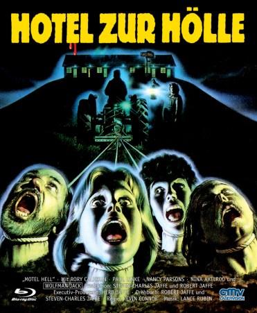 Hotel zur Hölle - Mediabook Cover A