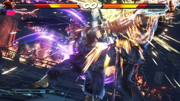 Tekken 7 E3 screenshot 05 ® 2016 BANDAI NAMCO Entertainment Europe