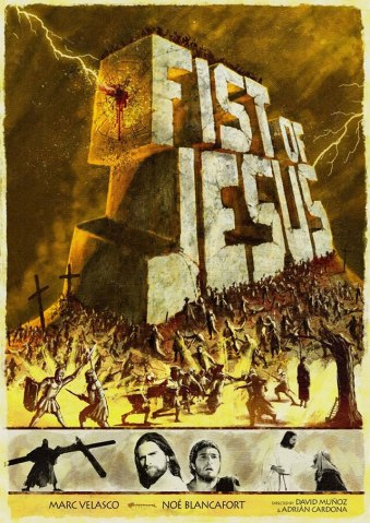 fists-of-jesus-poster
