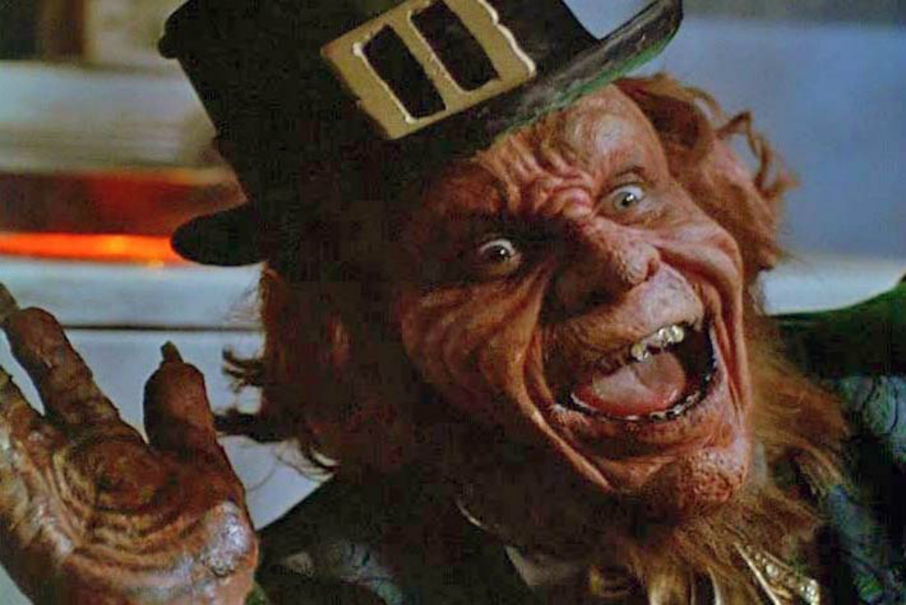 Leprechaun 1993 horror movie horror homeroom altavistaventures
