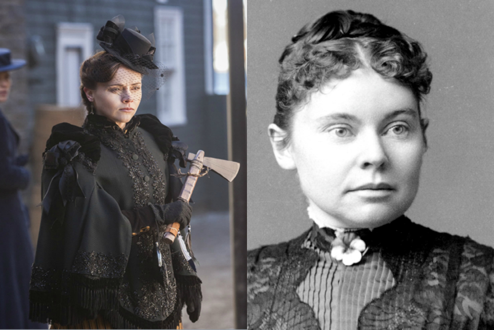 the lizzie borden chronicles deutsch