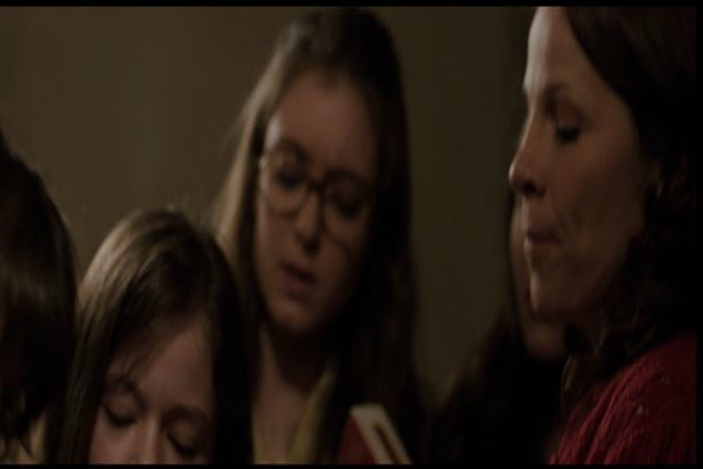 1. Carolyn and the girls