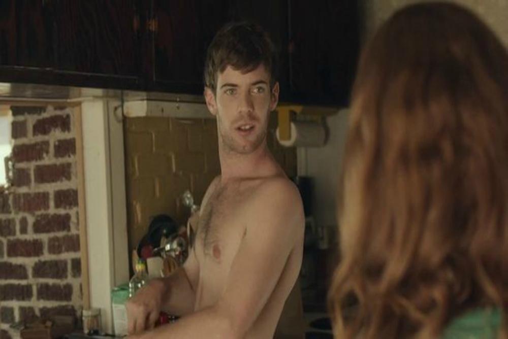3. Honeymoon, Paul in kitchen