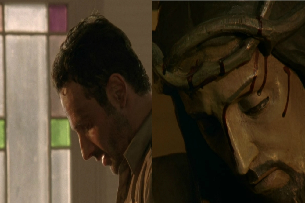 "Season 2, ""What Lies Beneath"""