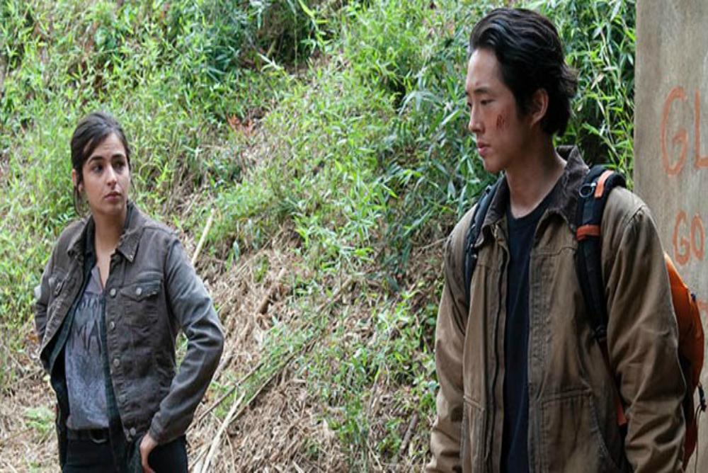 Tara Walking Dead Glenn