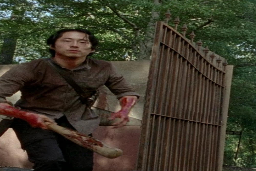 4. TWD 5.9 Glenn and bat3