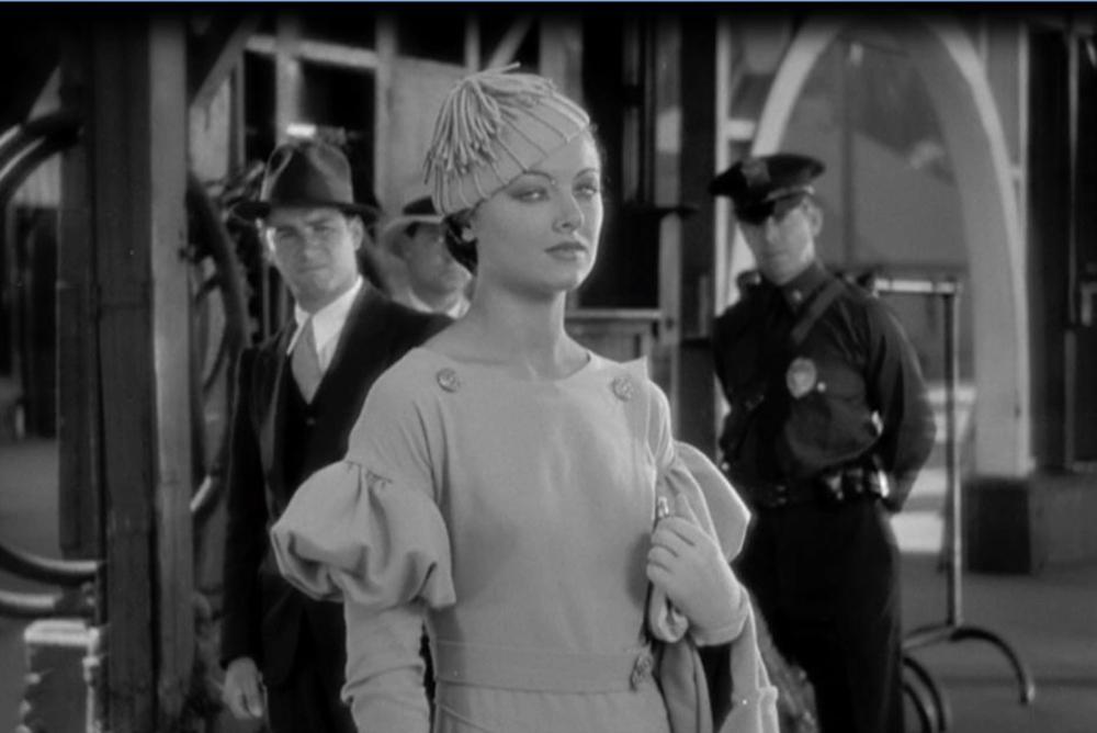 1. Ursula in western dress
