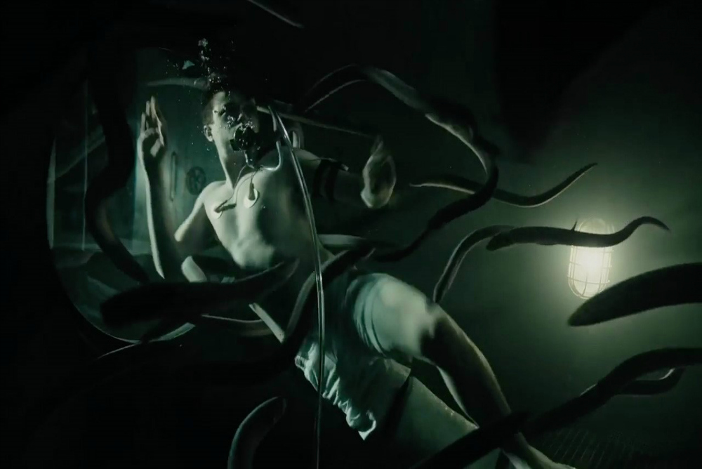 The Eels Best Thing About A Cure For Wellness Horror Movie Horror Homeroom