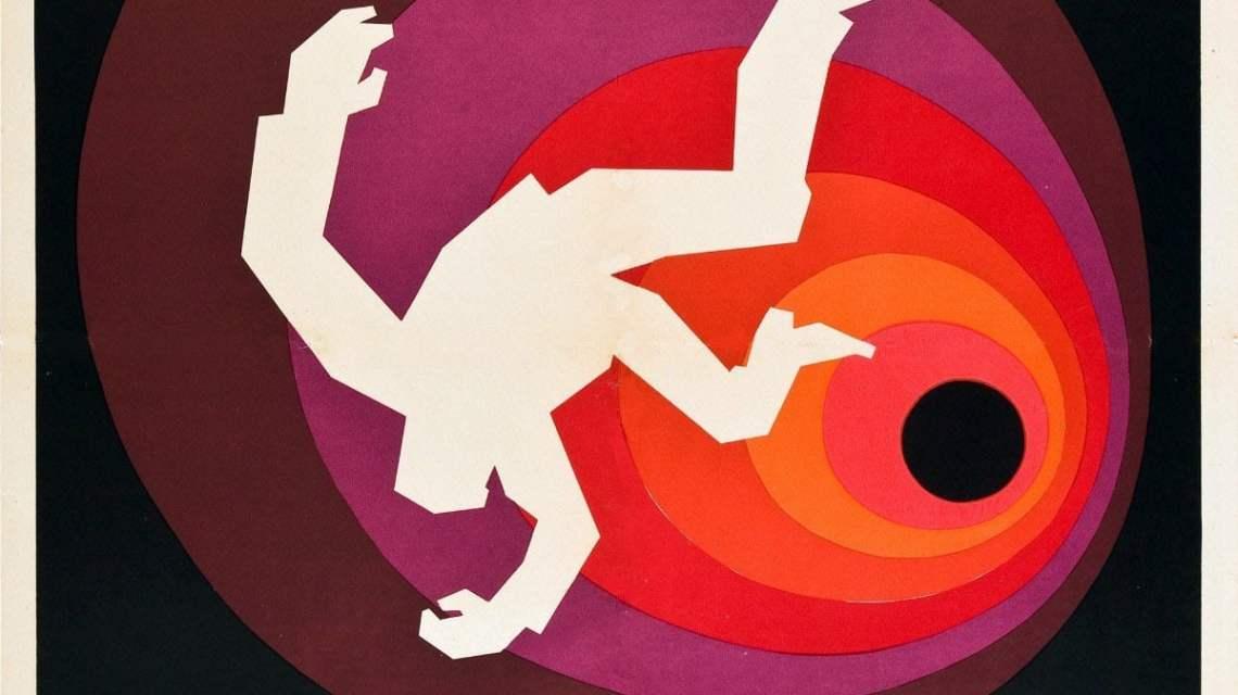 "Poster for the movie ""Profondo rosso"""