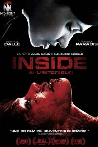 "Poster for the movie ""Inside - À l'intérieur"""