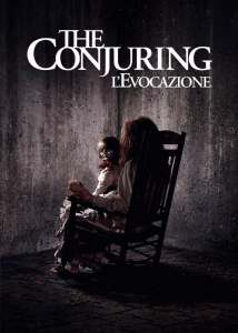 "Poster for the movie ""The Conjuring - L'evocazione"""