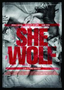 "Poster for the movie ""She Wolf"""