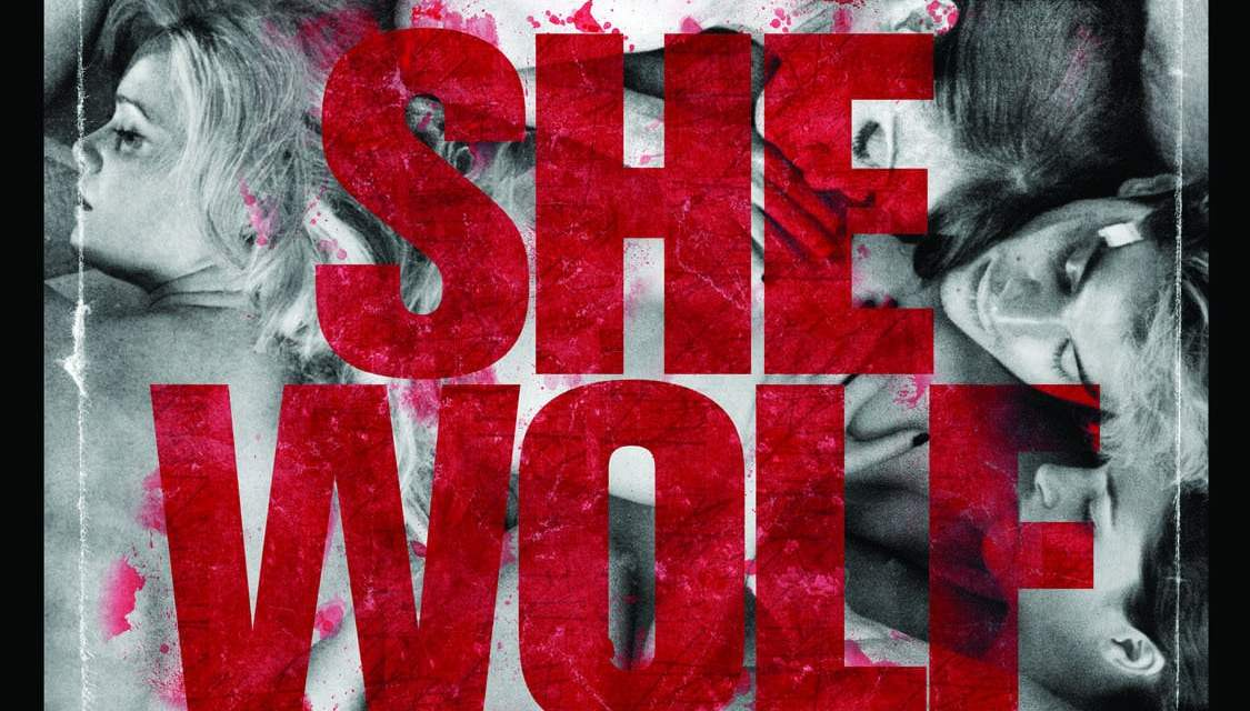 """Poster for the movie """"She Wolf"""""""