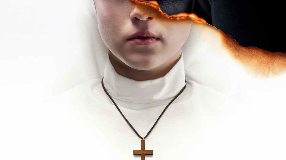 """Poster for the movie """"The Nun - La vocazione del male"""""""