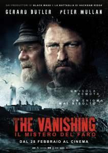 """Poster for the movie """"The Vanishing - Il mistero del faro"""""""