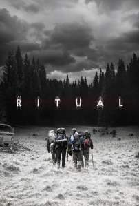 "Poster for the movie ""Il rituale"""