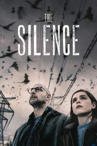 "Poster for the movie ""The Silence"""
